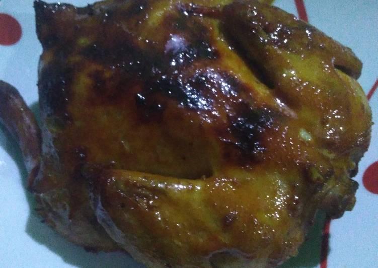 Ayam panggang kecap lezaat