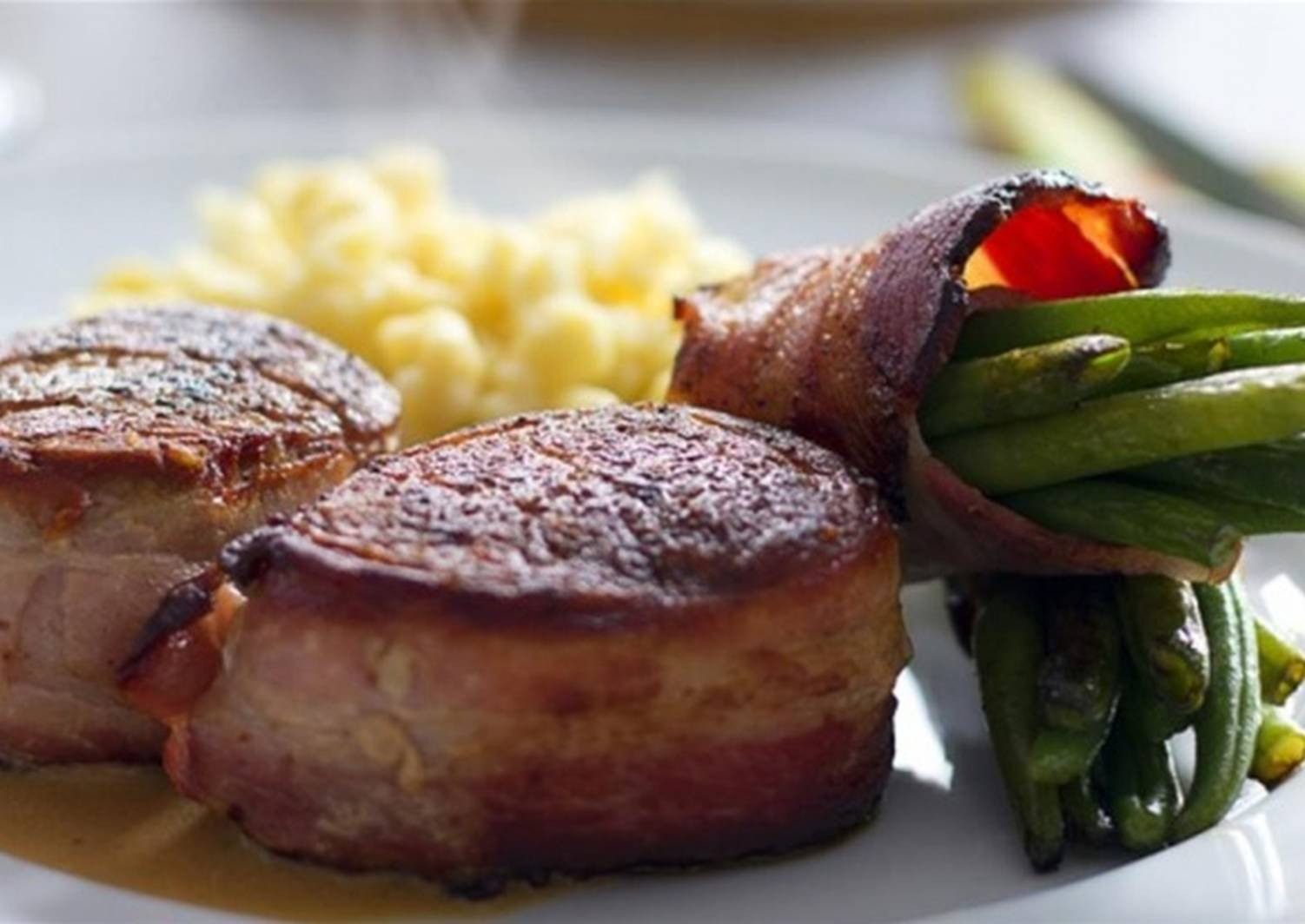 Медальоны из мяса ресторанные рецепты с фото