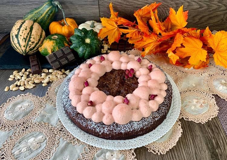 Ricetta Brownie al Burro di Arachidi e Zucca… senza farina!