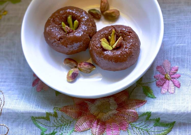 Recipe of Most Popular Easy Chocolate Peda