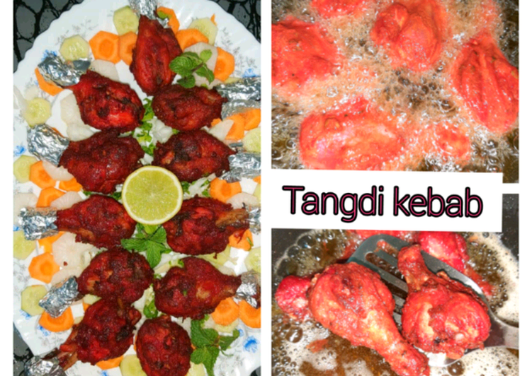 How to Prepare Perfect Tangdi kebab 😊