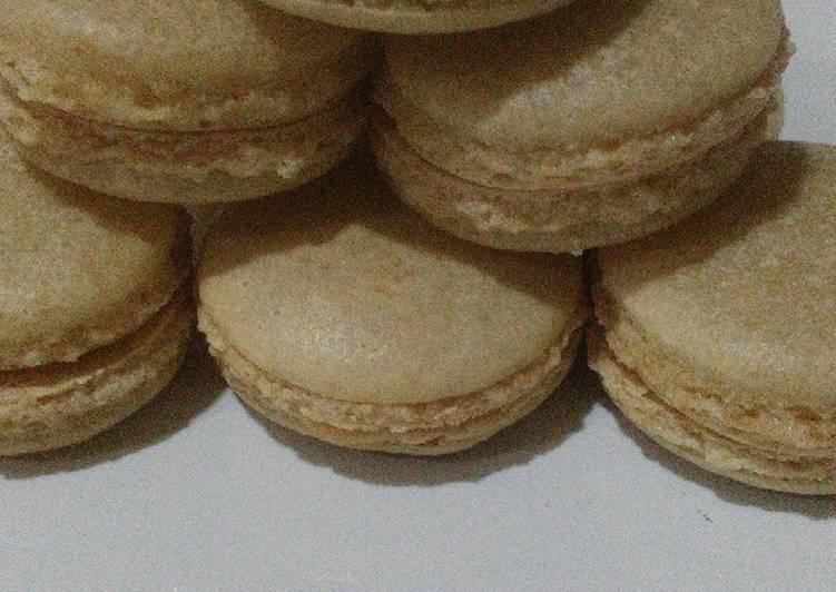 Macaron oatmeal