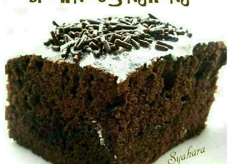 Resep Brownies Singkong Jaman Now Oleh Syahara Kitchen Cookpad