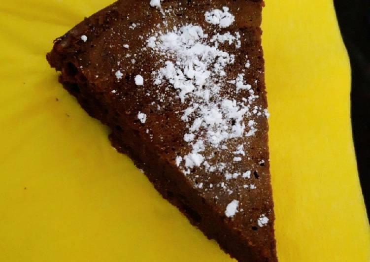 recette Fondant au chocolat Le plus simple