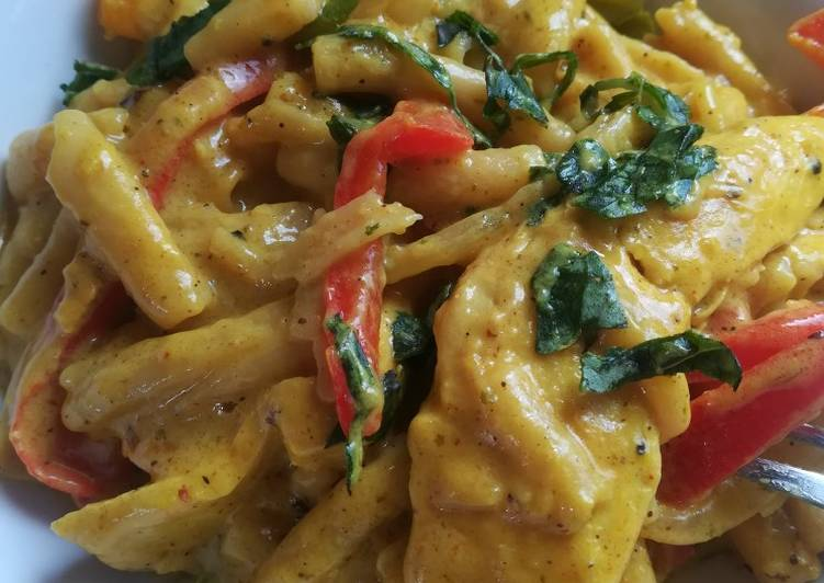 Going Green for Better Health By Consuming Superfoods Fajita pasta