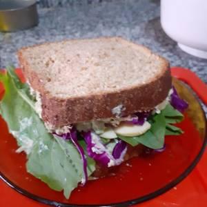 Sándwich de Palta y Atún