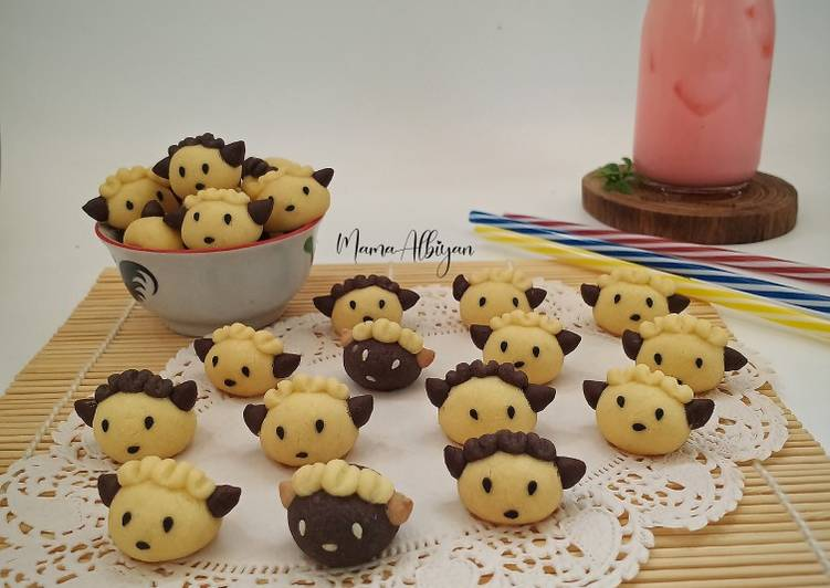 335. Fatty Sheep German Cookies