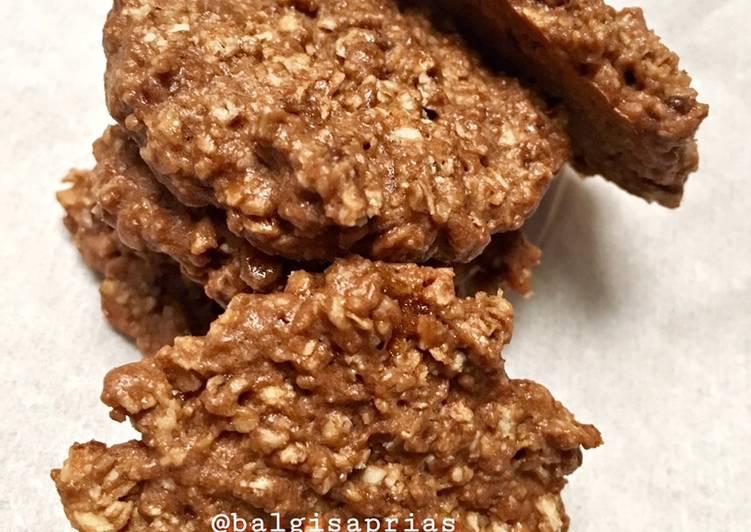 Oatmeal Ovaltine Cookies