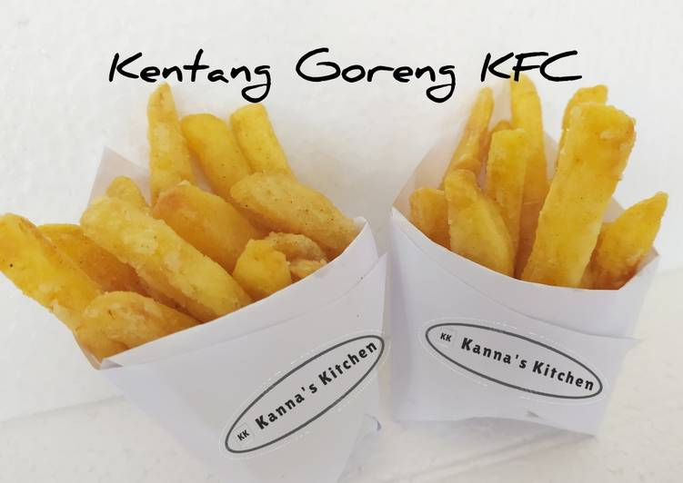 Kentang Goreng KFC