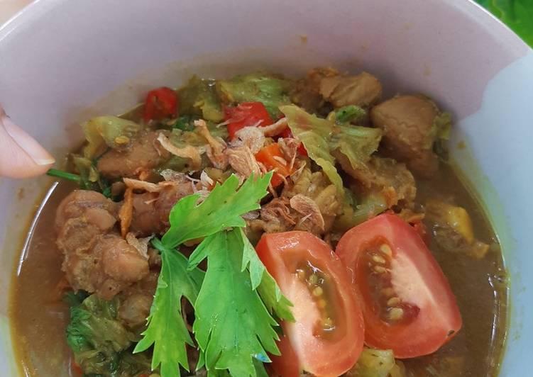 Resep Tongseng kambing pedas Yang Mudah Bikin Ngiler