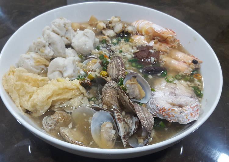 Stim Makanan Laut