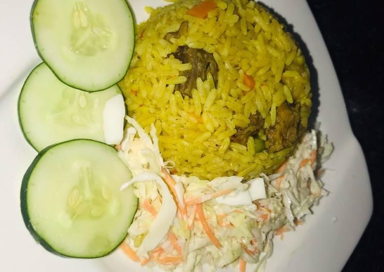 25 Minute Recipe of Fall Fried Rice I