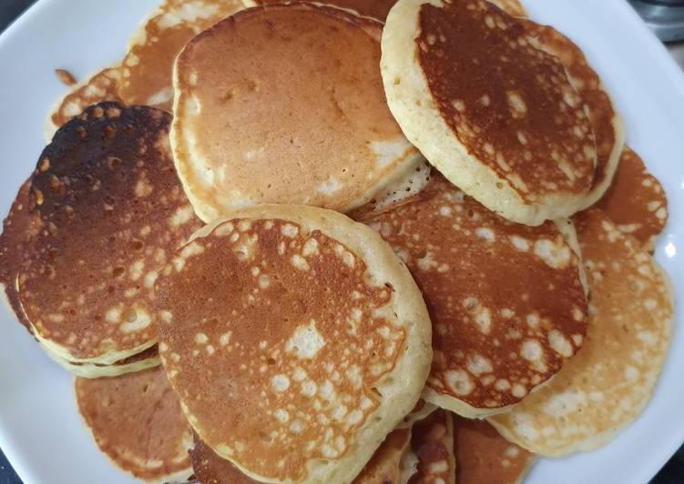How to Make Speedy Fluffiest pancakes