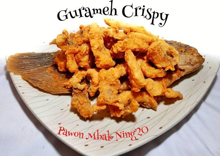 Gurameh crispy