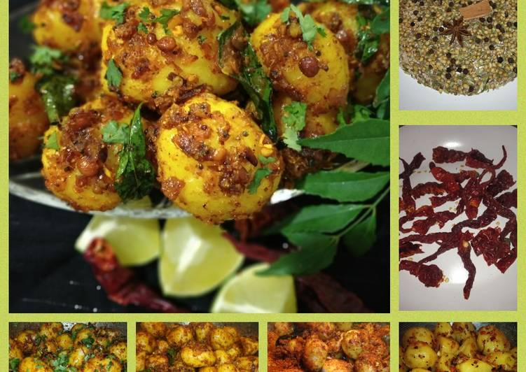 Chettinad Potato Roast, Coconut Oil Is Actually A Great Product And Can Also Be Advantageous For Your Health