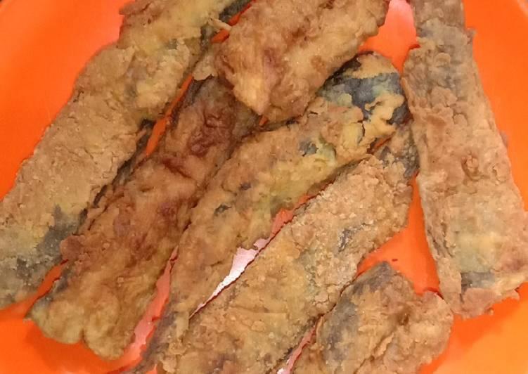 Ikan Lele KFC ala2😊