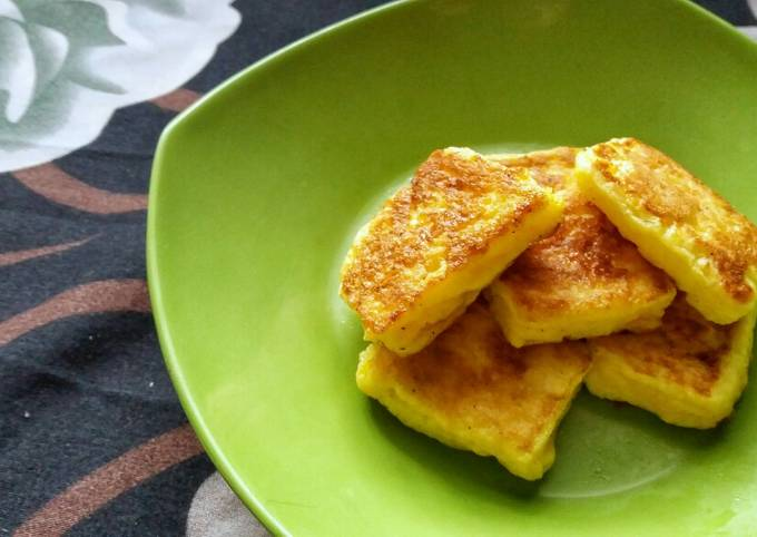French Toast (Toddler Meal)