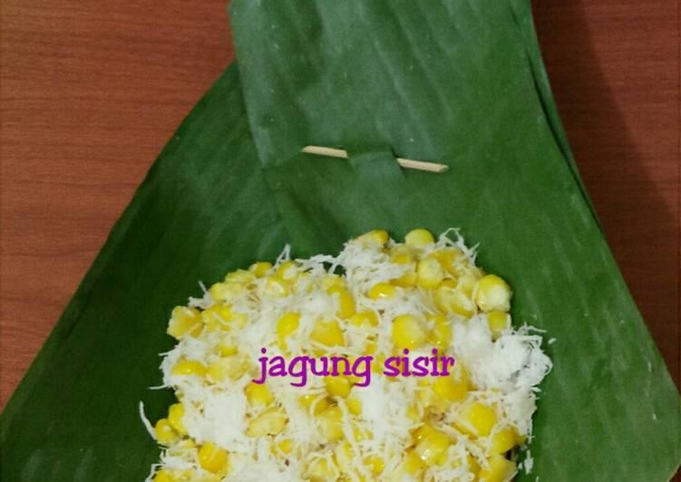 Resep Jagung Sisir Oleh Listya Cookpad