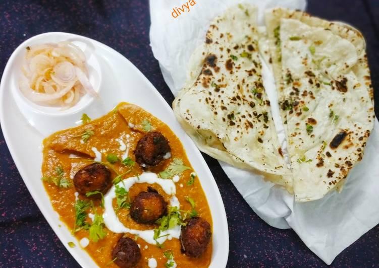 Steps to Make Ultimate Gobhi kofta kaju masala