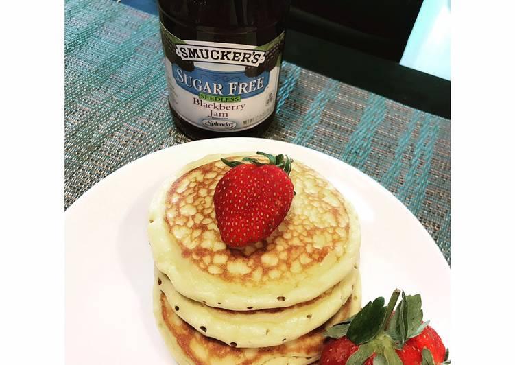 Resep Pancake #lowcarb Favorit