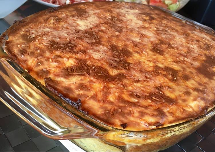 Easiest Way to Prepare Any-night-of-the-week Moussaka