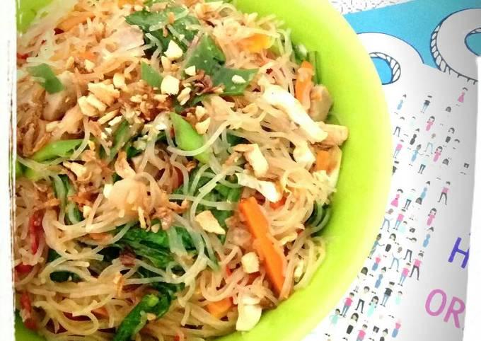 Bihun Pedas Simple ala Catering Nikahan