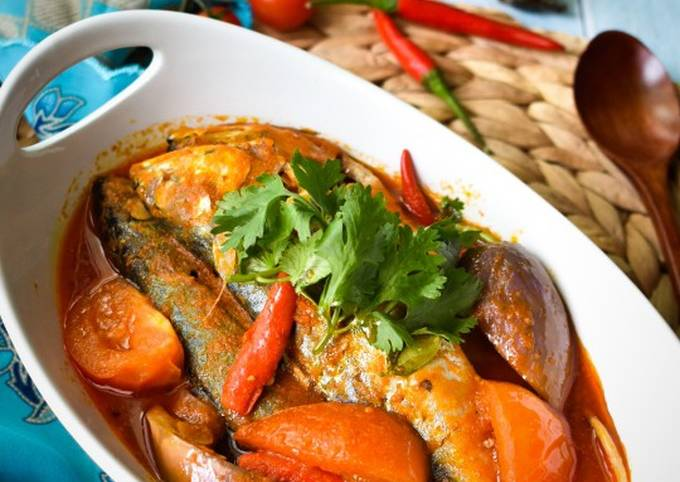 Asam Pedas Thai