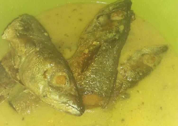 Mangut ikan laut #BikinRamadanBerkesan