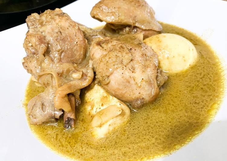 Opor Ayam Bumbu Instant Indofood