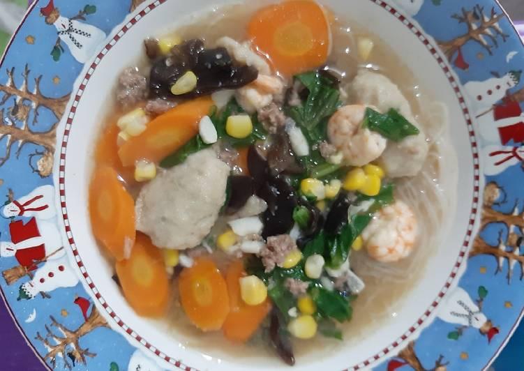Sup Kimlo apa adanya