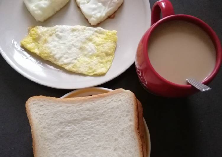 Simple Way to Make Speedy Breakfast Time😊