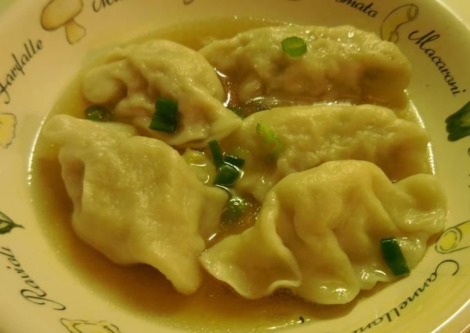 Pork Dumplings ☆ Steamed & Fried Gyoza
