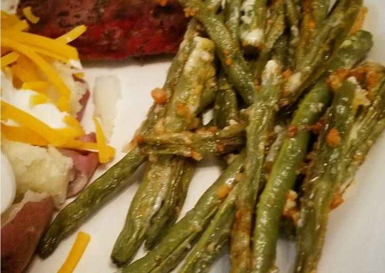 Step-by-Step Guide to Make Favorite Pepped Up Green Beans