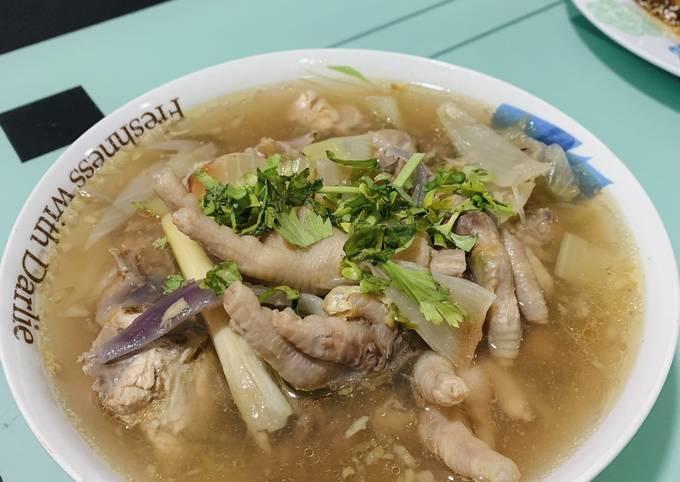 Sup Ayam Thai