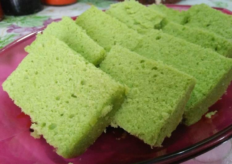 Bolu Kukus Green Tea Ekonomis