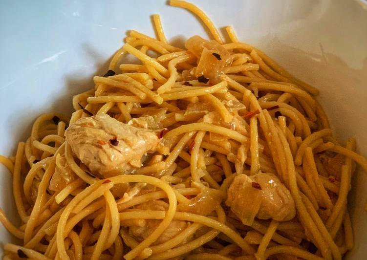 Easy Recipe: Yummy Easy Asian Pasta