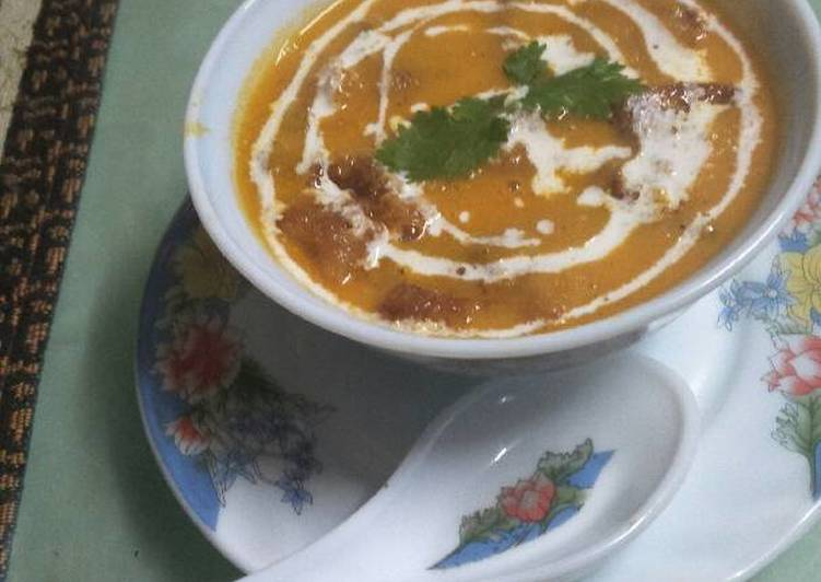 Recipe of Any-night-of-the-week Tomato soup