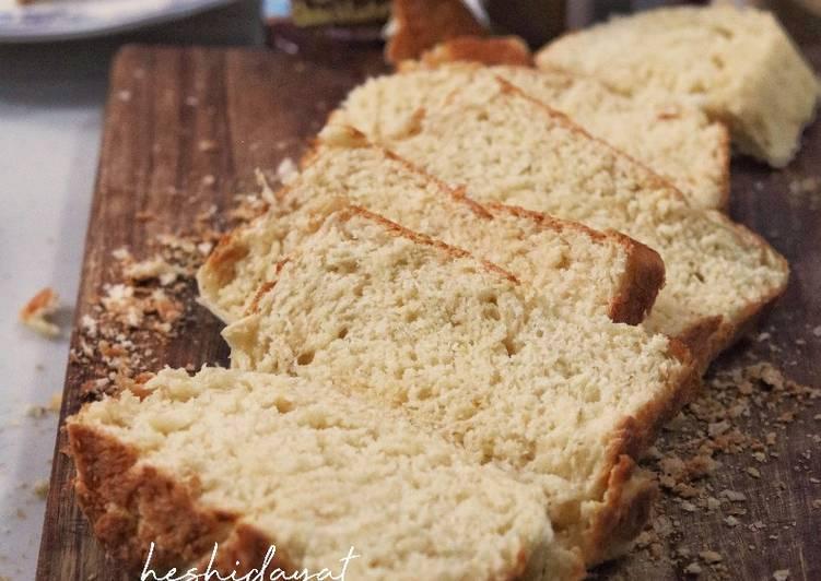Percobaan Roti Tawar