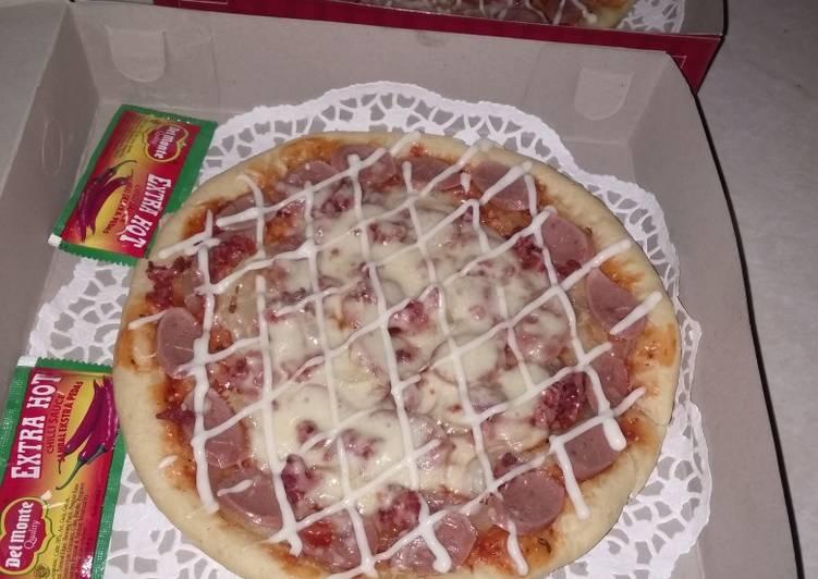 Pizza Home made empuk