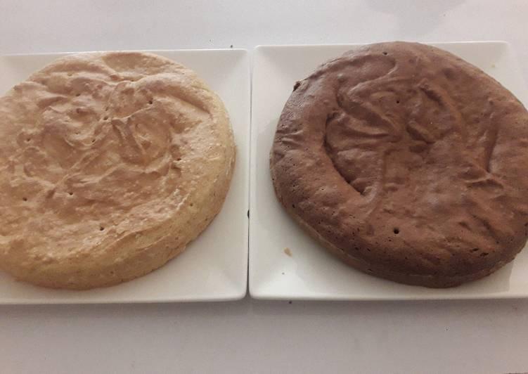 3 Ingredient Sponge Cake #4weekschallenge #charityrecipe