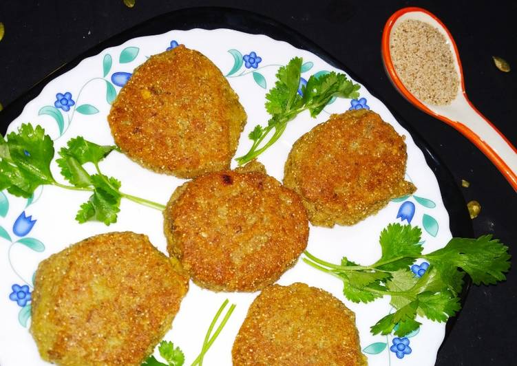 Step-by-Step Guide to Prepare Super Quick Homemade Pumpkin seed Vada