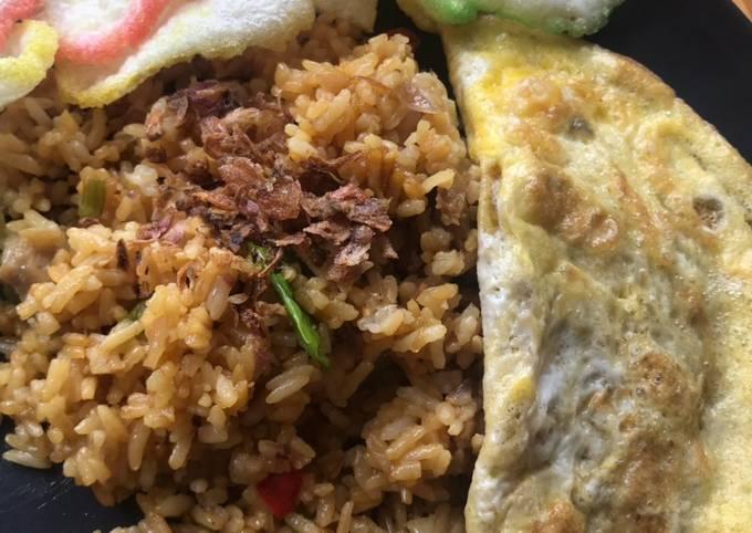 Nasi Goreng Gerobak / Kolam Renang