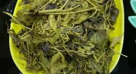 Hình ảnh món Rau sau sau chấm mẻ (món đặc sản lạng sơn-rau rừng) rất tốt cho sức khoẻ