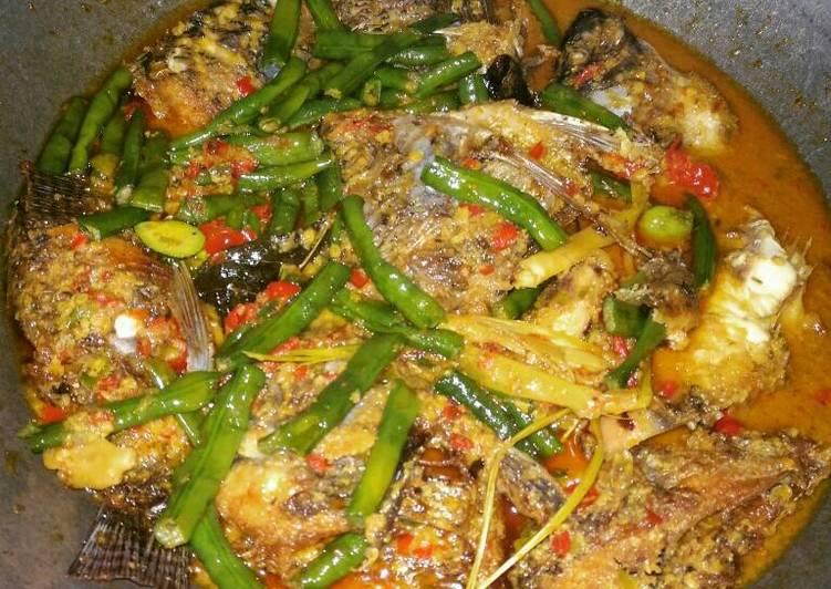 Cara Gampang Menyiapkan Gulai ikan nila Anti Gagal