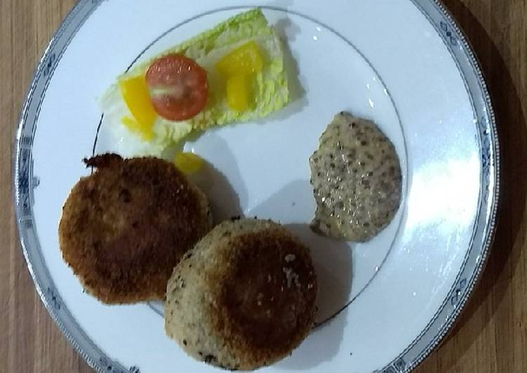 Simple Way to Prepare Any-night-of-the-week Fish Cakes