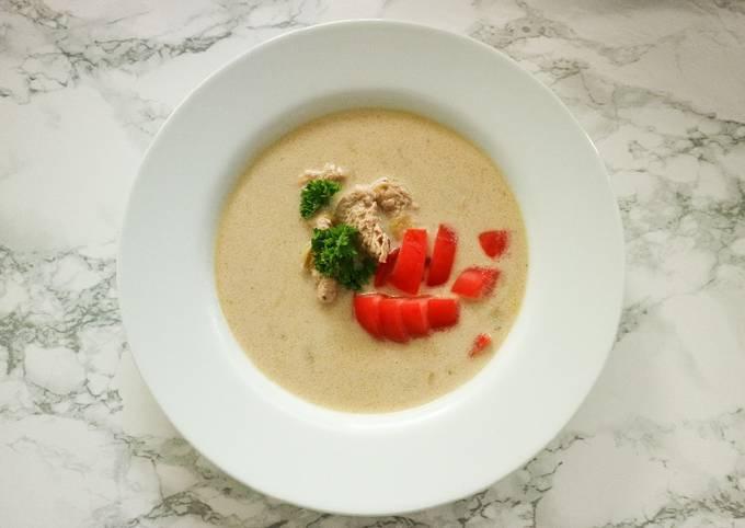 Der einfachste Weg Um Perfekte Tom Kha Gai Suppe zu machen