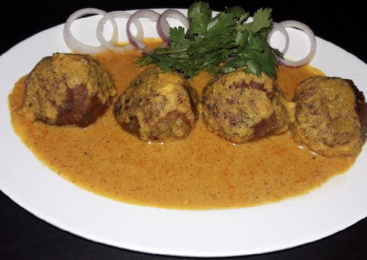 Recipe: Yummy Jackfruit kofta