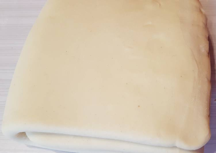 Le moyen le plus simple de Faire Savoureux Pâte feuilletée