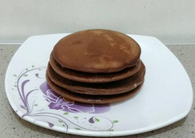 Resep Pancake Coklat Mini Oleh Nana Cookpad