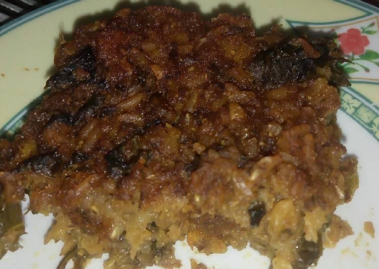 Steps to Make Speedy Savoury Rice Pudding